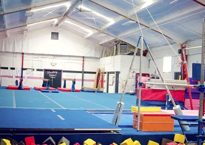 Vaulting Pit