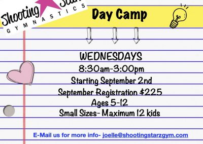 Day Camp-Fall2020
